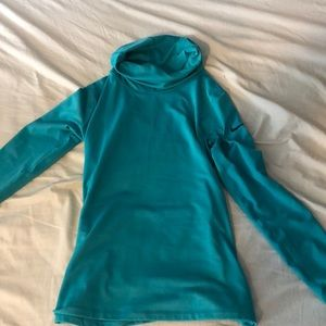 Nike tight fit, turtle neck type Sweatshirt